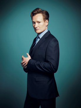 Conan O'Brien and Auction Cause'