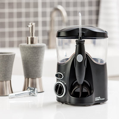 Waterpik Ultra Water Flosser in Black
