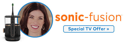 Sonic-Fusion® TV Offer