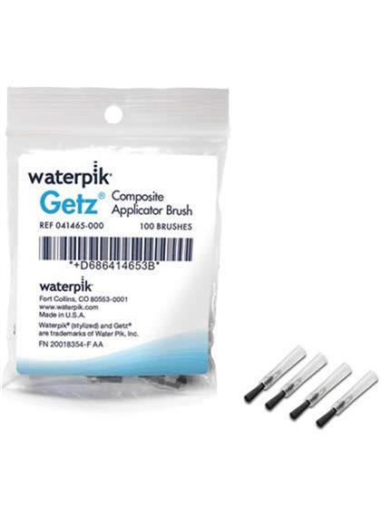 Getz® Composite Applicator Brushes