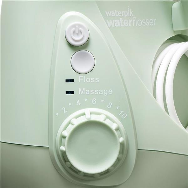 Pressure Control Dial - WP-668 Mint Green Aquarius Water Flosser