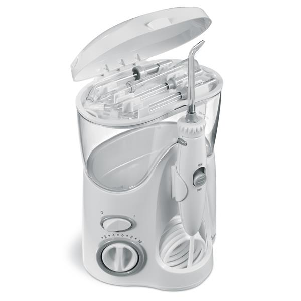 On Board Tip Storage - WP-100 White Ultra Water Flosser