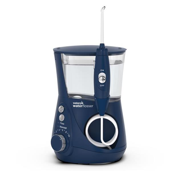Waterpik WP-673 Aquarius Designer Series Water Flosser - Blue