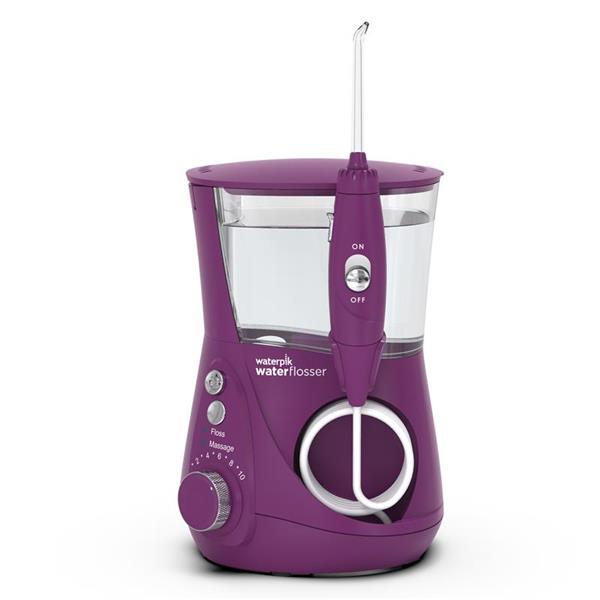 Waterpik WP-675 Aquarius Designer Series Water Flosser - Orchid