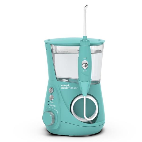 Waterpik WP-676 Aquarius Designer Series Water Flosser - Teal