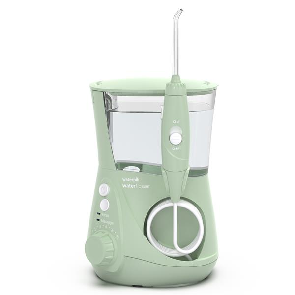 Waterpik WP-668 Aquarius Water Flosser - Mint Green