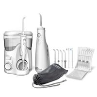 Waterpik Ultra Plus and Cordless Select Water Flosser Combo