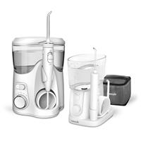 Waterpik WP-150/320 Ultra Plus and Nano Plus Water Flosser Combo - White