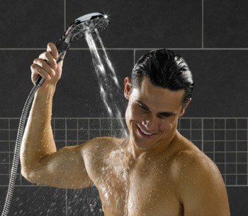 9 Ways a Hand Held Shower Head Cleans More Than Just Your Body