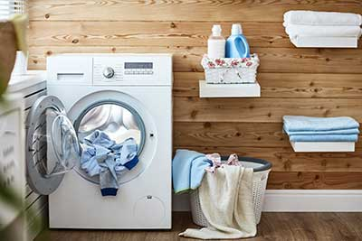 Ways to Save Water Doing Laundry