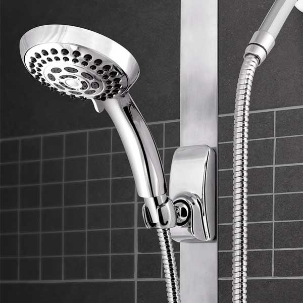 Slide Strip Adjustable Shower Head