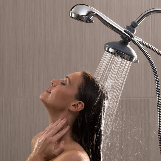 Combo or Dual Shower Heads - Benefits & Features