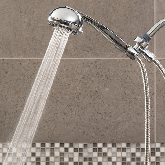 Get More Shower Power With A High Pressure Shower Head