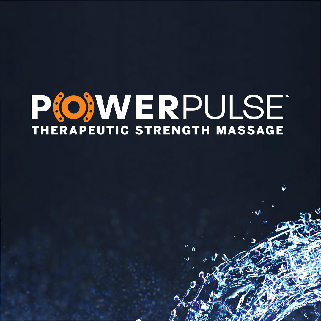 Waterpik® PowerPulse Therapeutic Strength Massage: Helps to Increase Surface Blood Circulation