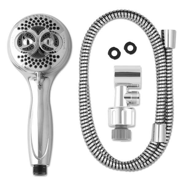 DSL-653 Shower Head and Hose