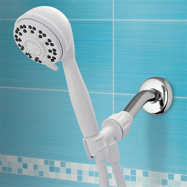 Wall Mounted ETC-441E Hand Held Shower Head