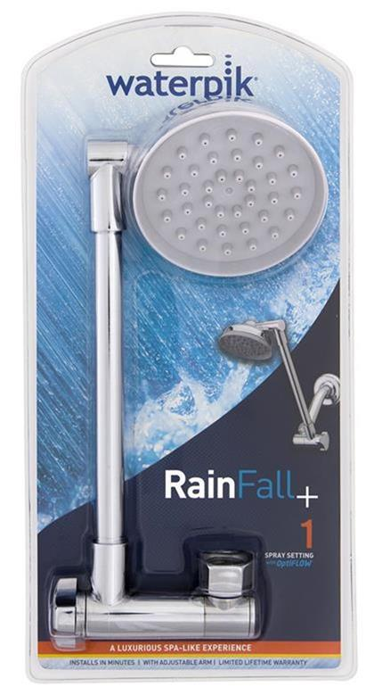 JP-140T rain shower head in package