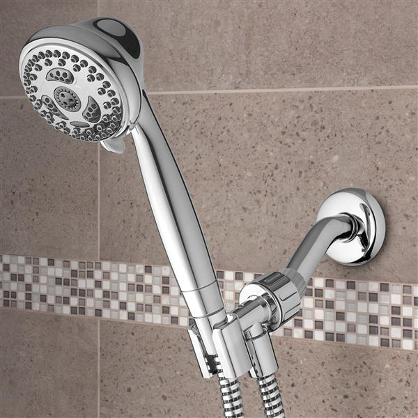 Wall Mounted NSC-653E Hand Held Shower Head