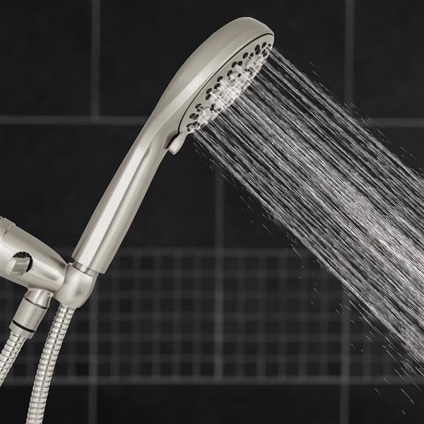 QTL-969MEP Shower Head Spraying Water