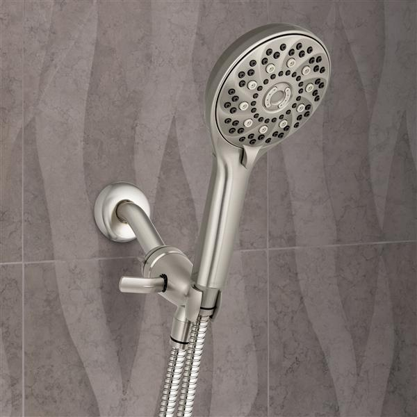 Wall Mounted QTL-969MEP Hand Held Shower Head