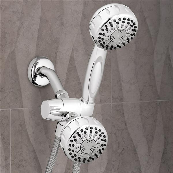 Wall Mounted TRS-523-553 Dual Shower Head