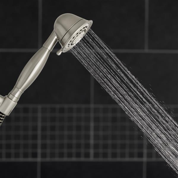 VAT-349 Shower Head Spraying Water