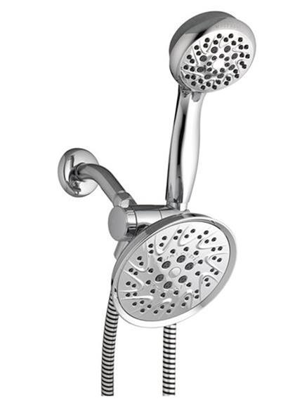 VFC-133E-653E PowerSpray+™ Dual Shower Head $59.99