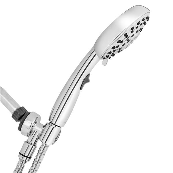 Side View of VMH-663ME Hand Held Kids Shower Head