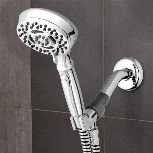 Wall Mounted VPG-653E Hand Held Shower Head