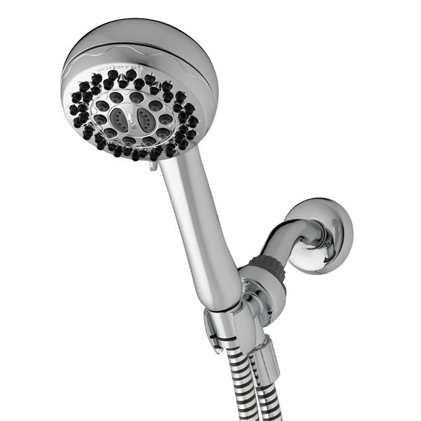 XAC-763E Chrome Hand Held Shower Head
