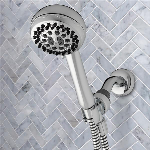 Wall Mounted XAC-763E Hand Held Shower Head