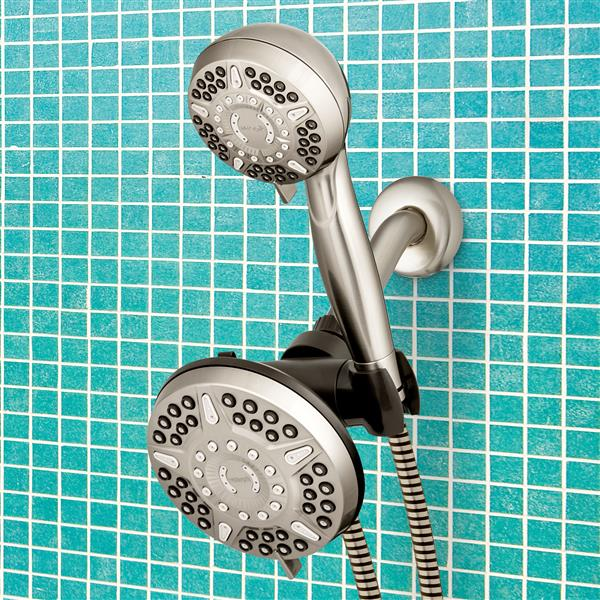 Wall Mounted XET-639E-649E Dual Shower Head