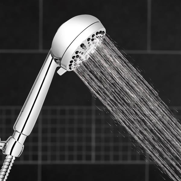 XHS-763MVB Shower Head Spraying Water