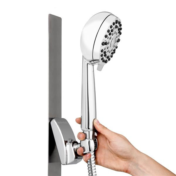 Hand Holding XHS-763MVB Shower Head