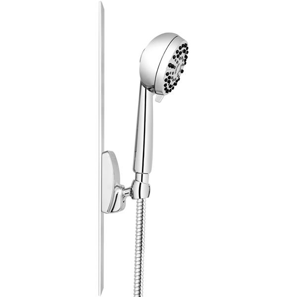 Side View of XHS-763MVB Hand Held Shower Head
