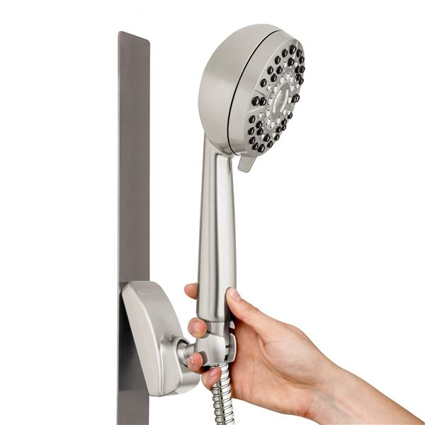 Side View of XHS-769MVB Hand Held Shower Head