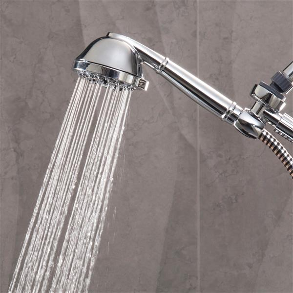 XSS-643E Shower Head Spraying Water