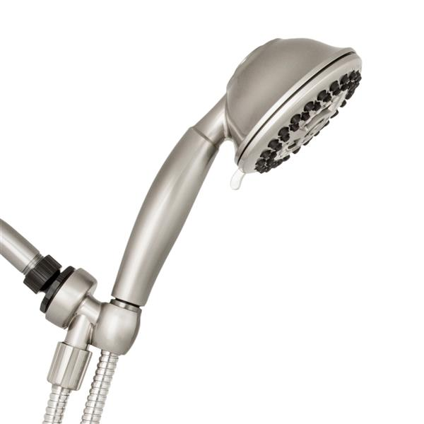 Side View of YAT-969ME Hand Held Shower Head