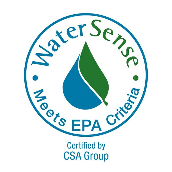 WaterSense Certified by CSA Group